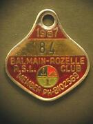 RSL Badges