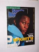 Barry Sanders Sports Illustrated