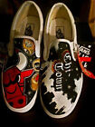 VANS Customized Canvas Athletic Shoes for Women