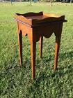 Antique Oak Night Stand