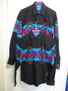 Mens Square Dancing Shirt