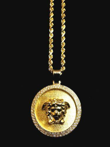 Versace pendant ebay aloadofball Images