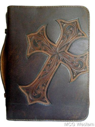 Tooled Leather Cover | eBay
