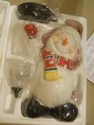 Solar Powered Snowman