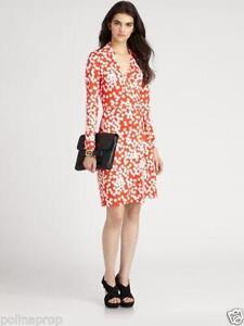 Diane Von Furstenberg Wrap Dress 12