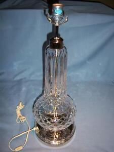 Waterford Lamp Ebay