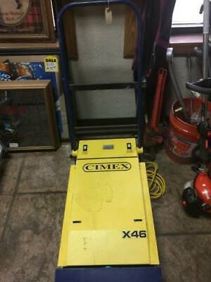 CIMEX X46/JPOWER ESCALATOR CLEANER