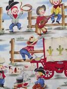 Cowboy Fabric