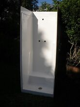 Fibreglass shower for the caravan or motor home $490 Albion Brisbane North East Preview