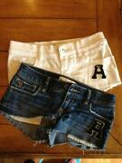 Girls Denim Shorts Size 12