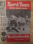Bobby Hull Vintage Sports Programs