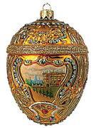Christmas Egg Ornaments