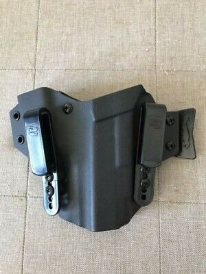 T Rex Arms - Quick Ship Sidecar - IWB Holster, Glock 17 (LEFT HAND)
