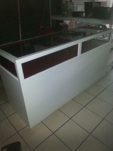 Glass Display Counter Ebay