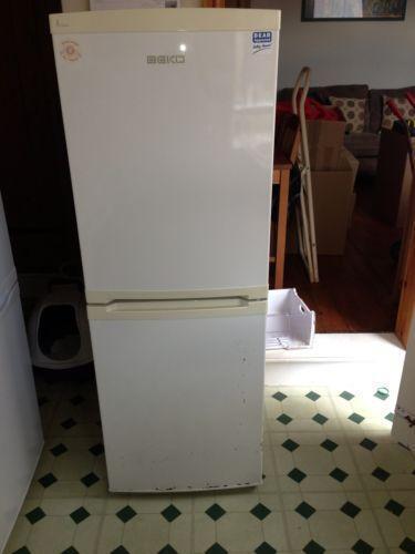 Beko Fridge Freezer White Ebay