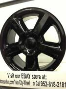 22 Factory Chevy Rims
