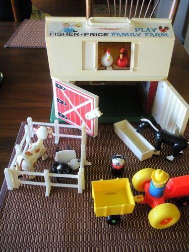 Fisher Price Barn | eBay