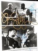 Denzel Washington Signed