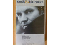 The very best of Sting & The Police VHS