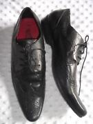 Mens Leather Wedding Shoes