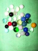 Solid Color Marbles