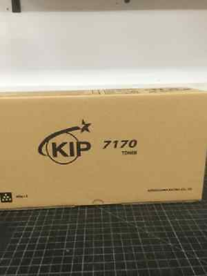 Kip 7170 Toner Genuine Oem Black 2 400gm Cartridges Per Box