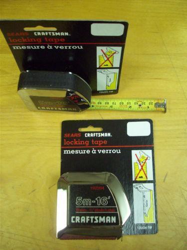 Craftsman Tape Measure Ebay