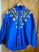 Pow WOW Ribbon Shirt