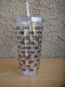 Victoria Secret Coffee Cup