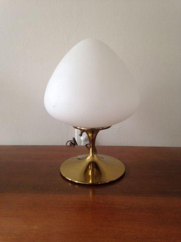 Vintage Table Lamp Mid Century Ebay