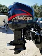 20 HP Evinrude Outboard Motor
