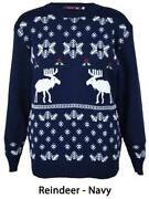 Reindeer Sweater Mens