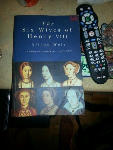 The Six Wives Of Henry VIII,Alison Weir- 9780712698450