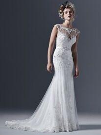 "Stunning Sottero & Midgley ""Beckett"" wedding dress"