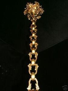 Chandelier chain lamp repair refurbishing ebay bronze chandelier chain mozeypictures Gallery