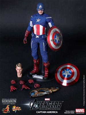 Hot Toys MMS174 Marvel Avengers 1/6 Captain AmericaAction Figure