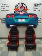 C6 Corvette Seats