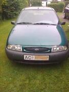 Ford Fiesta Auto