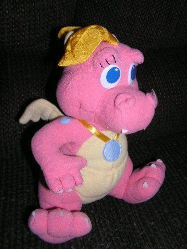 dragon tales plush ebay