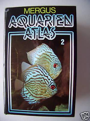 Aquarienatlas 1990/91 Aquarium Band 2