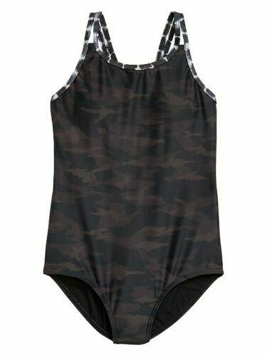 Athleta Girl Camo Tie Dye One Piece Swim Suit NWT Various Sizes