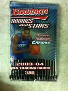 Lebron James Bowman Chrome Rookie