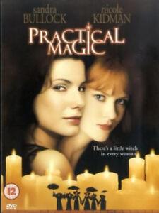 Practical Magic DVD (2002) Sandra Bullock