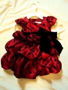 Infant Girl Christmas Dress NWT