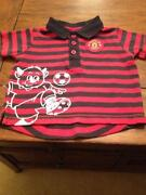 Manchester United Shirt Baby
