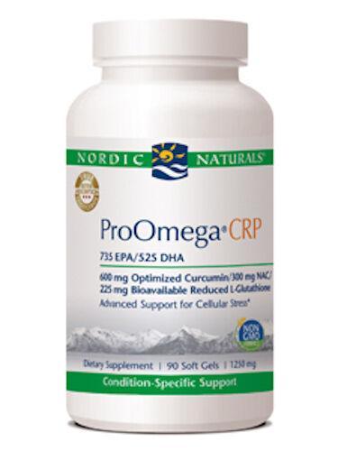 Nordic Naturals ProOmega CRP 90 soft gels