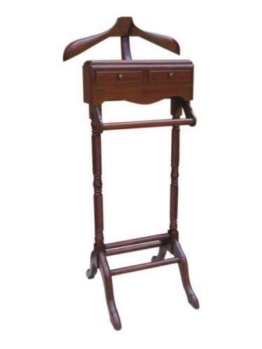 Valet stand ebay - Caballetes de madera ...