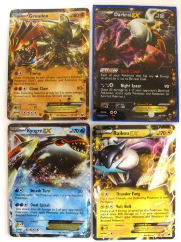 All New Ex Pokemon Cards