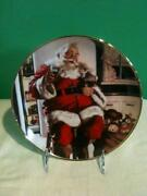 Franklin Mint Santa
