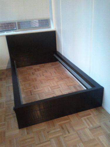Ikea Malm Single Bed Ebay